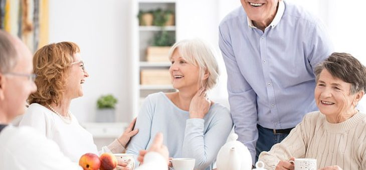 Things can only get better! People are happiest when they reach 70 and least content in middle age